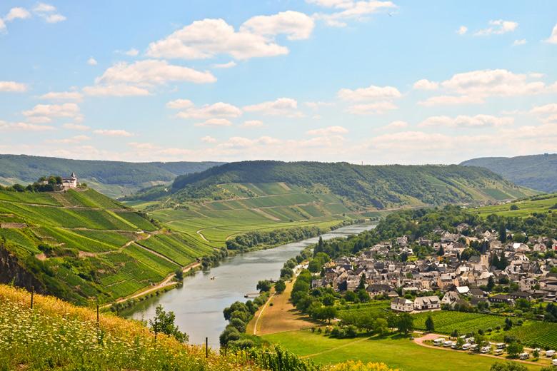Wandelgebieden Duitsland vakantiepark