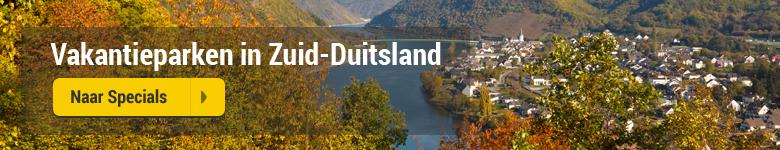 Vakantieparken in Zuid-Duitsland