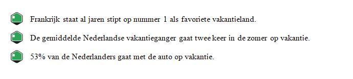 Nederlandse vakantieganger