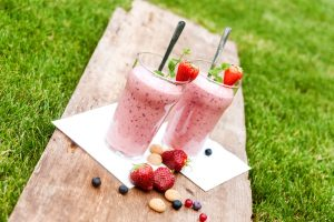 Healthy Fest shakes
