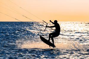 Veluwemeer surfen