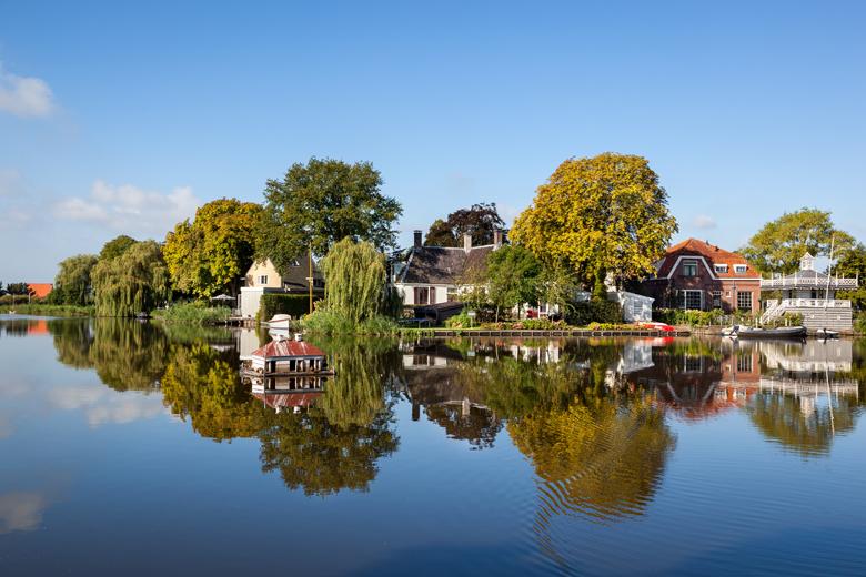 Pittoreske dorpjes Nederland