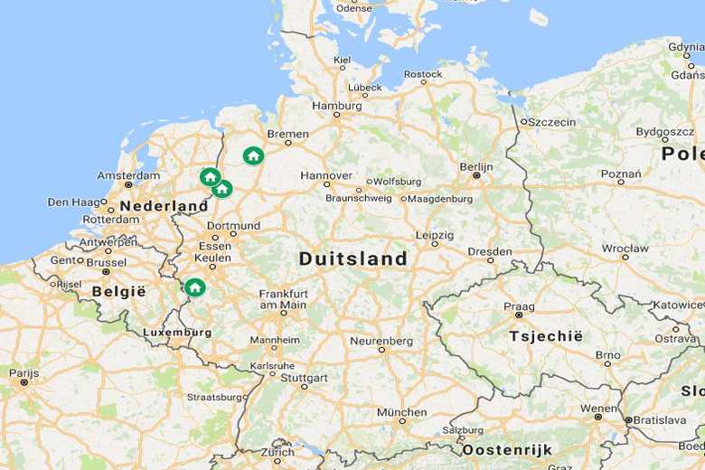 Top 3 Vakantieparken In Duitsland Die Net Over De Grens Liggen