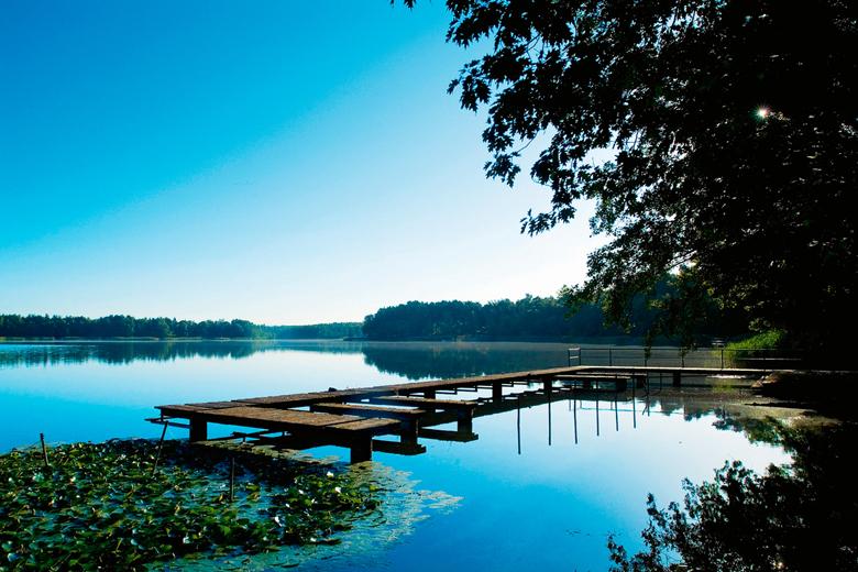 Vakantiepark Duitsland net over de grens