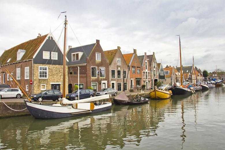 Pittoreske dorpjes Monnickendam