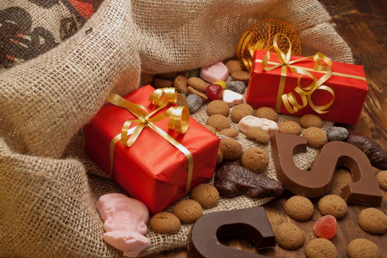 Sinterklaas vieren met volwassenen