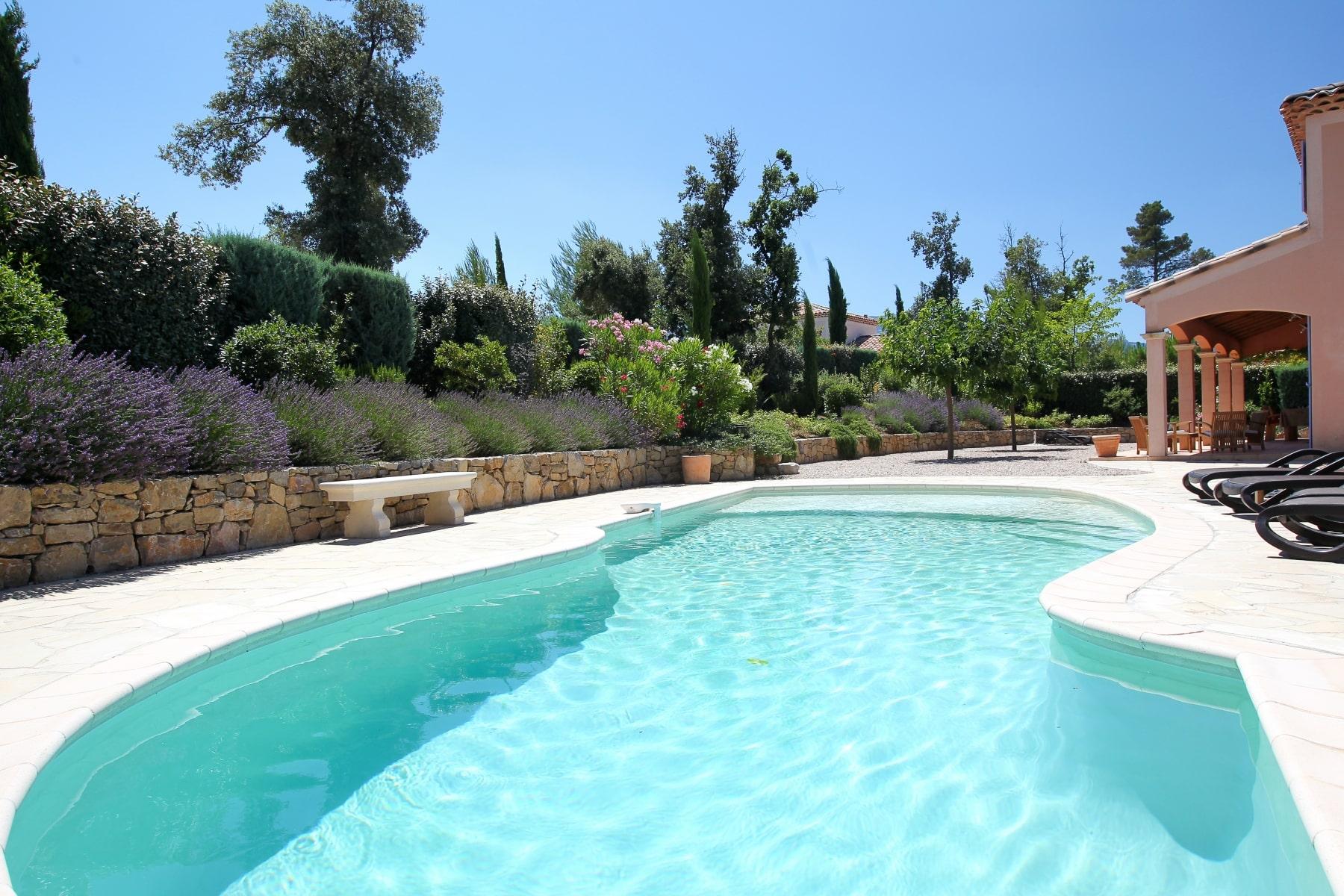 Vakantiehuis met privé zwembad Vallée de la St. Baume