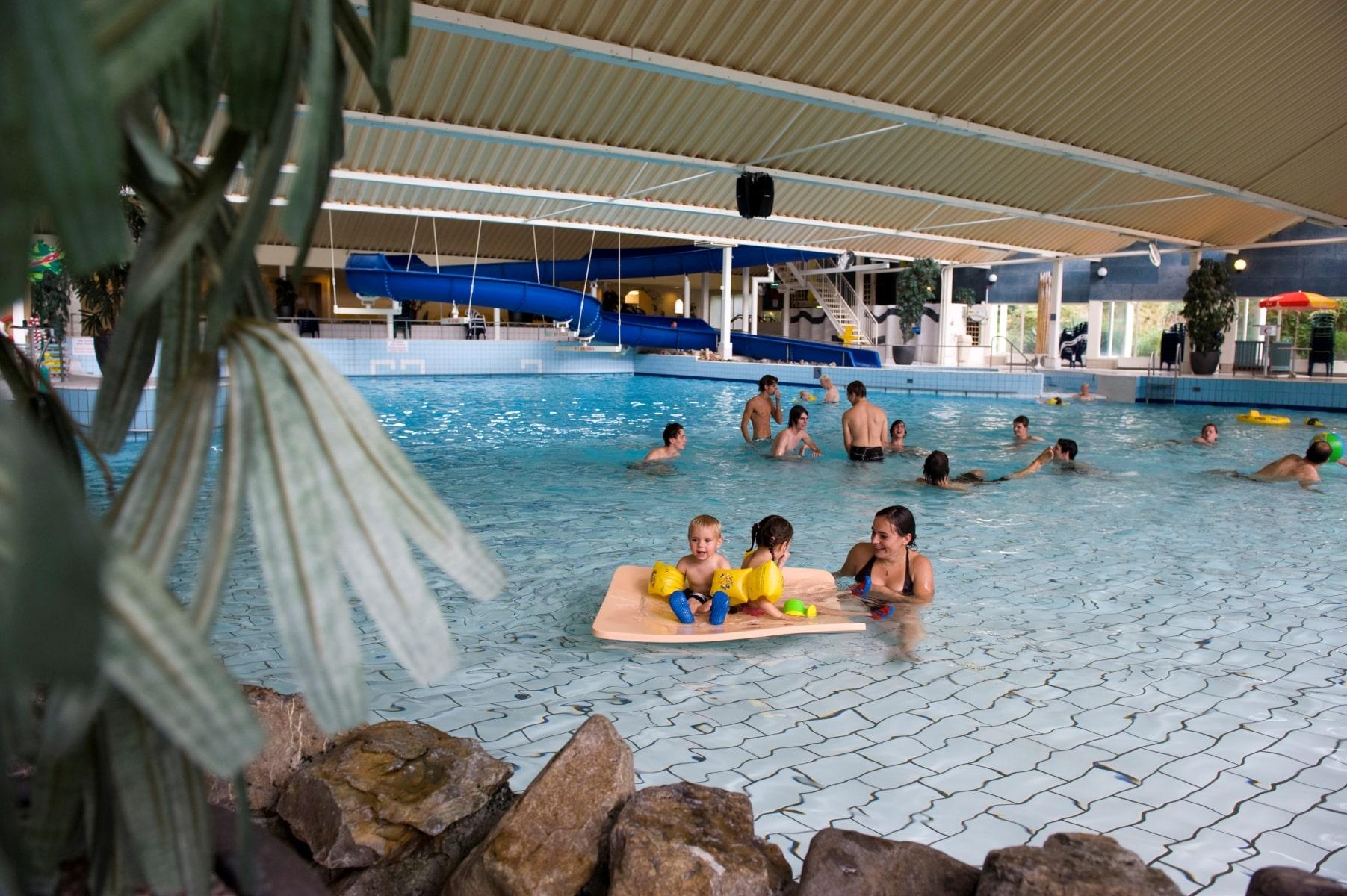 vakantieparken in Zeeland met een subtropisch zwembad
