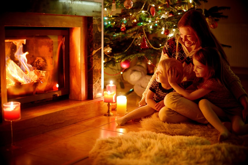 Weg met kerst